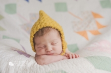 Modern Vintage Newborn Photography Florida