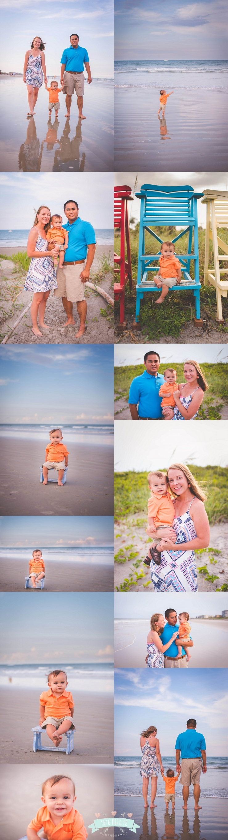 Azzagara Family Beach Session Tara Merkler Photography Cocoa Beach, Family Photography_0001.jpg