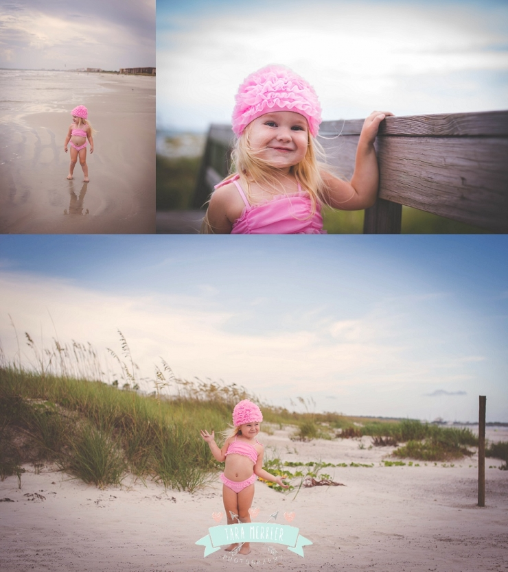 Beach Session With Tallulah Tara Merkler Photography Lake Mary, Florida Children