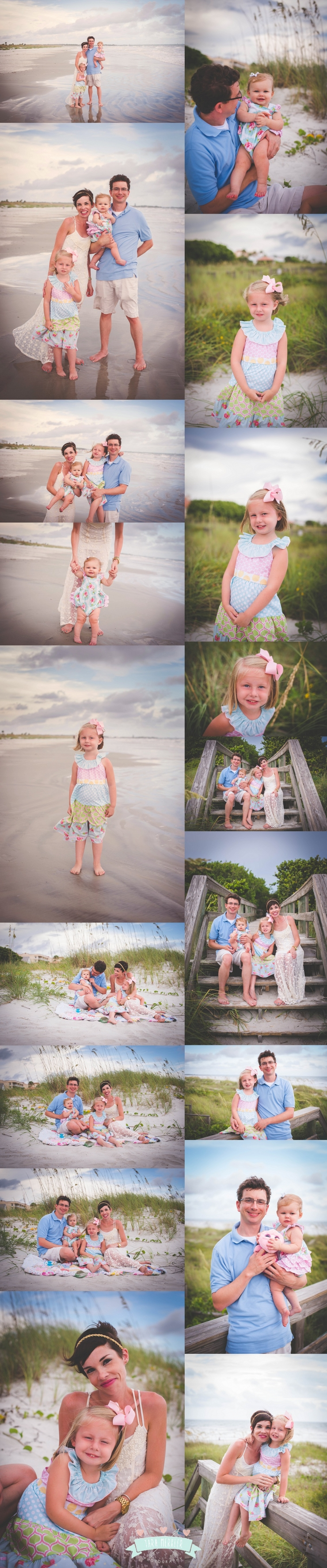 Watkins Famliy Beach Session Tara Merkler Photography Orlando, Florida Family Photography_0001.jpg