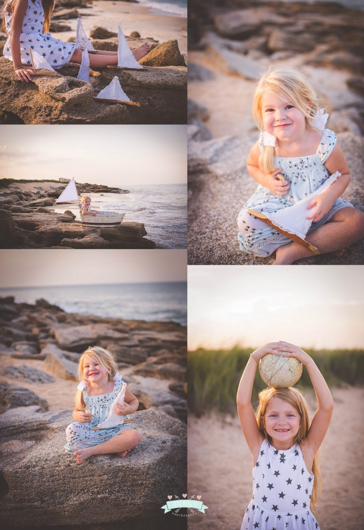 Beach Session Central Florida Photographer Tara Merkler Photography Orlando, Lake Mary Florida Children