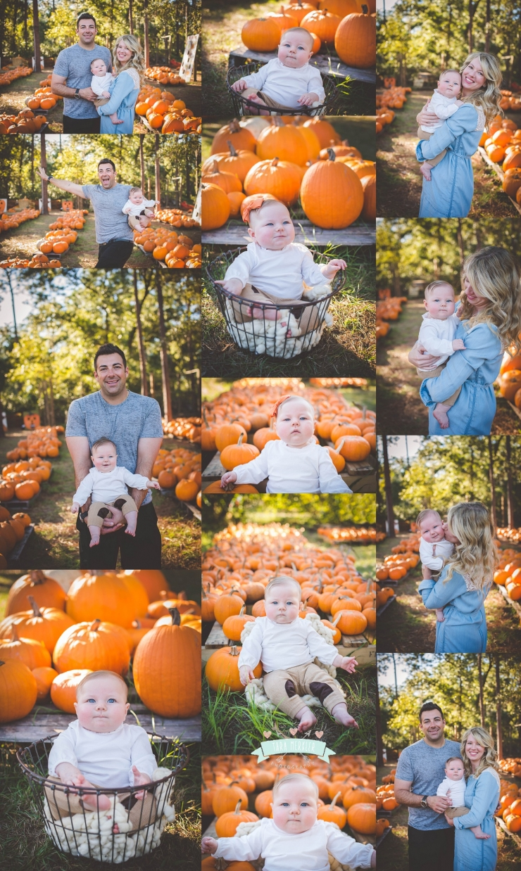 Harvest Mini Session Central Florida Photographer Tara Merkler Photography Orlando, Lake Mary Florida Children