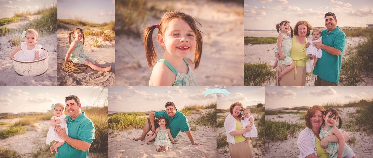 Escobar Family Beach Session,  Tara Merkler Photography Cocoa Beach, Florida Family Beach Photography Central Florida_0035.jpg
