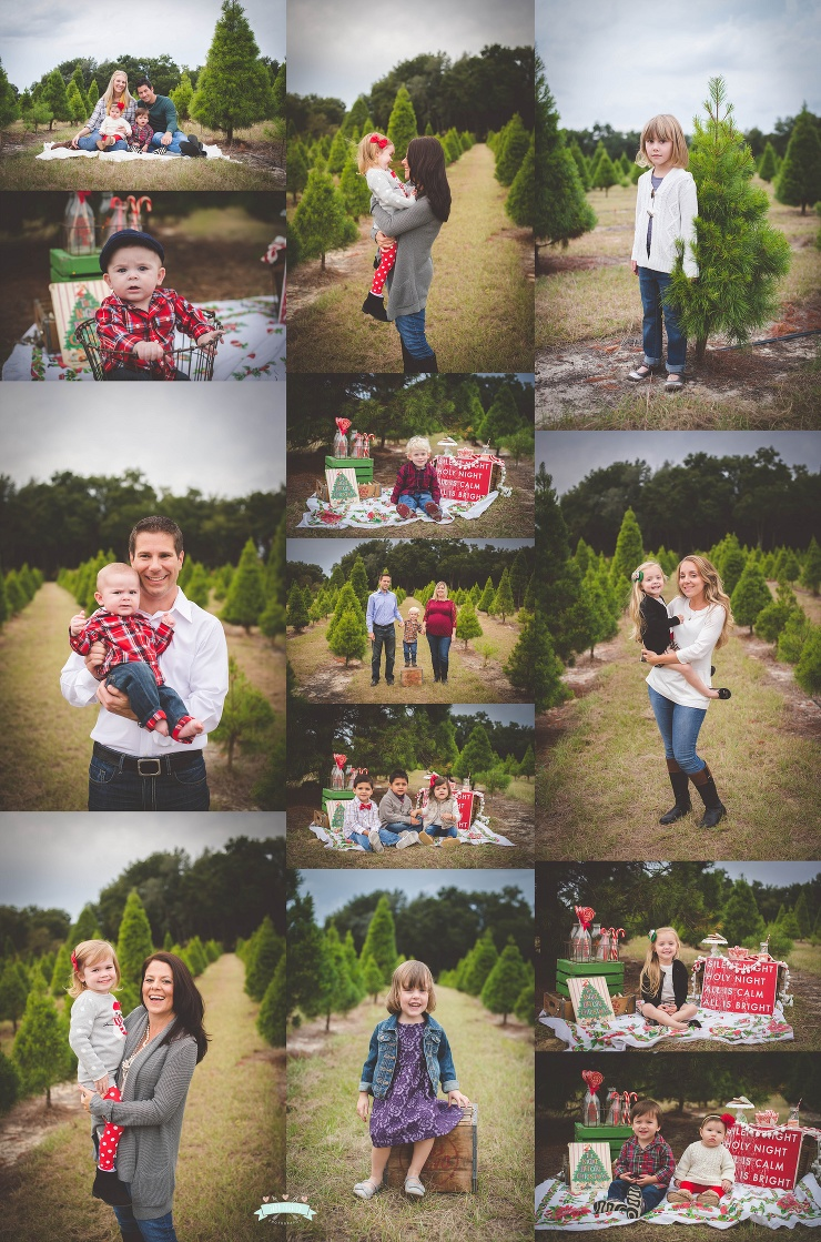 Tree Farm Christmas Holiday Mini Sessions 2014 Tara Merkler Photography Lake Mary, Florida Family Photography Central Florida_0016.jpg