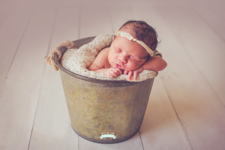 Ives Newborn Session August 2015 by Tara Merkler Photography Lake Mary, Children